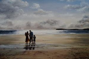 'Duncannon Beach' Maria Dowling